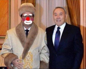 hollande clown