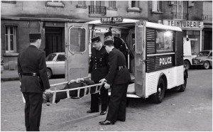 cars de police