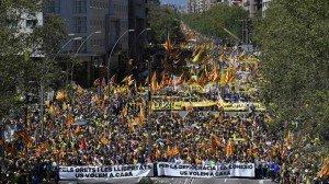 SPAIN-CATALONIA-POLITICS-PRISONERS-PROTEST
