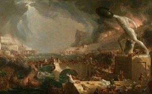effondrement de Rome